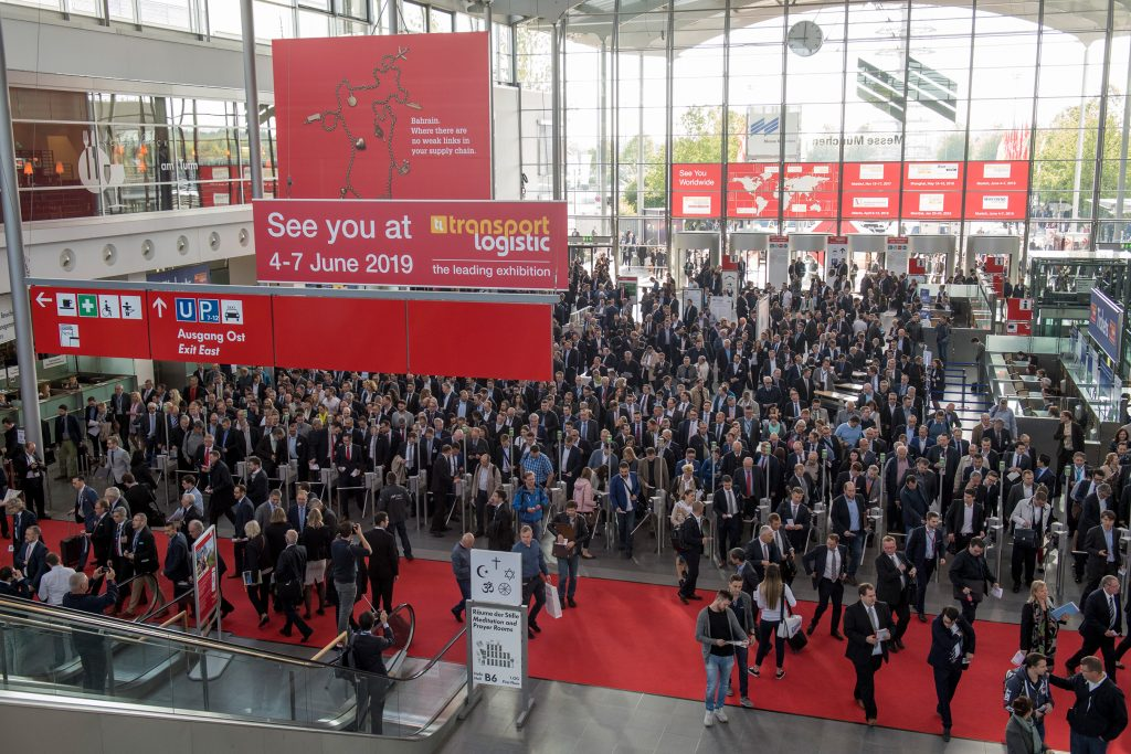 transportlogistic 2017