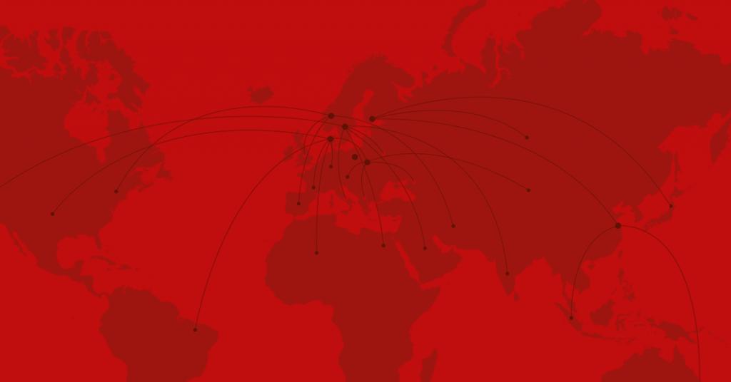 Vienti- ja tuontiyritykset tarvitsevat vuoden loppuun mennessä EORI-numeron EU:n ulkopuolisessa ulkomaankaupassa.