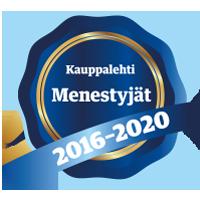 Kauppalehti Menestyjät 2016-2020