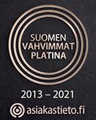 Suomen vahvimmat, plaina