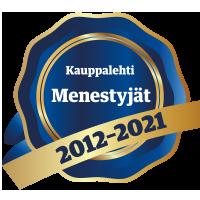 Kauppalehti Menestyjät 2016-2021
